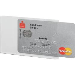 Biztonsági kártyatok Durable RFID Secure áttetsző 3db/bliszter