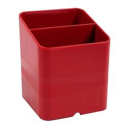 Írószertartó Exacompta Pen-Cube piros