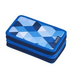 Tolltartó Herlitz 3 emeletes 31 részes Blue Cubes