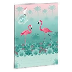 Füzetborító Ars Una A/5 Pink Flamingo (868) 19
