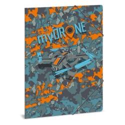 Gumis mappa karton Ars Una A/4 My Drone (892) 19