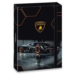 Füzetbox Ars Una A/4 45 mm-es gerinccel Lamborghini (885) 19