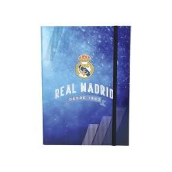 Füzetbox Real Madrid A4