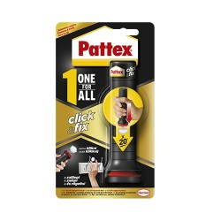 Ragasztó Pattex One Click & Fix 30g