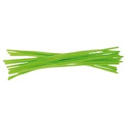 Kreatív Junior zseníliaszál, zöld 30 cm, 15 db, 6 mm