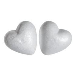 HUNGAROCELL szív Junior, 8,5 cm, 2 db