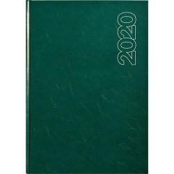 Határidőnapló Standard A/5 napi zöld