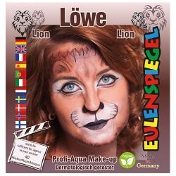 Kreatív arcfesték ES 4 db-os klt. oroszlán