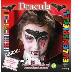 Kreatív arcfesték ES 4 db-os klt. Drakula