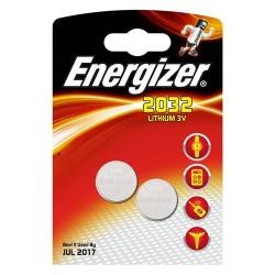 Elem Energizer CR2032 kalkulátorba 2 db/csomag