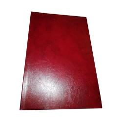 Beíró könyv A/4 200 lapos PVC fedeles kockás
