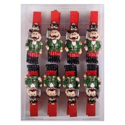 Karácsonyi csipesz katona