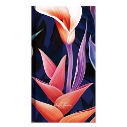 Zsebnaptár Softy flowers heti álló SF-03