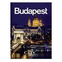 Határidőnapló City by Night B/6 napi Budapest