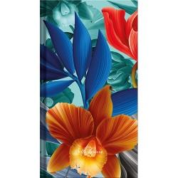 Zsebnaptár Softy flowers heti álló SF-05