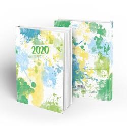 Határidőnapló pd A/5 napi Art of Colors - Nature 2020