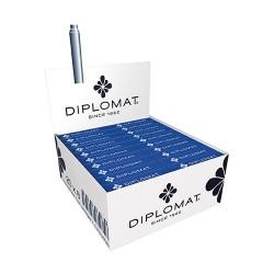Töltőtoll patron Diplomat kék 6 db/doboz