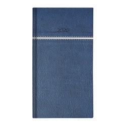 Zsebnaptár Charme heti álló kék