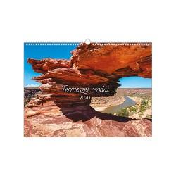 Naptár fali Kalendart T093-29 fekvő 42 x 31 cm A természet csodái