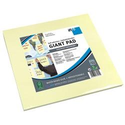 Öntapadós jegyzettömb Info Notes Giant Pad 300x300 mm 50 lapos sárga