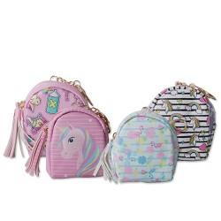 Kulcstartó Junior Mini hátizsák
