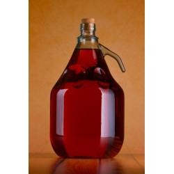 Demizson 3l üveg palack