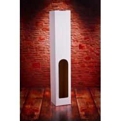 Italos doboz pálinkához - fehér- 1 üveg számára