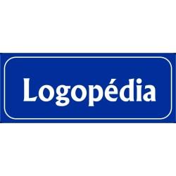 Logopédia 25x10 cm