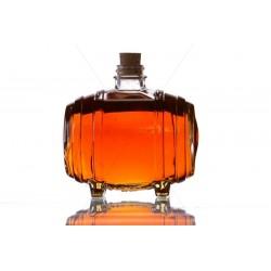 Hordó 0,5 literes üveg palack