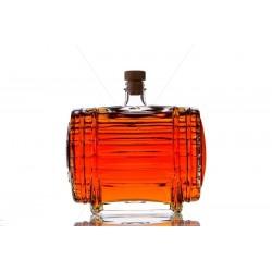 Hordó 1,5 literes üveg palack