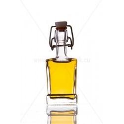 King piatta 4 cl üveg palack