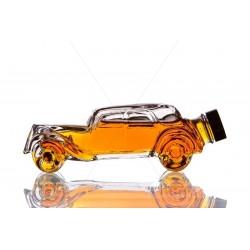 Old mobil 0,2 literes autó díszüveg palack