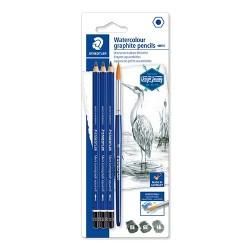 Művészeti akvarell ceruza Staedtler Design Journey 4 db-os klt.