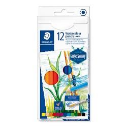 Művészeti színes ceruza Staedtler Design Journey akvarell 12 db-os klt.