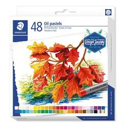 Művészeti olajpasztell Staedtler Design Journey 48 db-os klt.