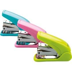 Tűzőgép Centrum 24/6 12 lap, neon színű