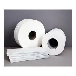 Kéztörlő háztartási Cleanit 2 rétegű cellulóz 300 lap