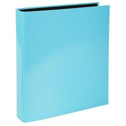 Gyűrűs könyv Exacompta Aquarel A/4 2 gyűrűs 40 mm gerinccel pasztellkék