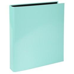 Gyűrűs könyv Exacompta Aquarel A/4 2 gyűrűs 40 mm gerinccel pasztellzöld