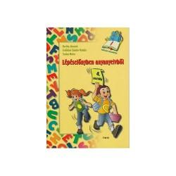 Foglalkoztató füzet Lépéselőnyben anyanyelvből 4.oszt