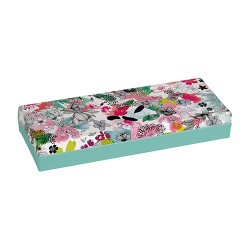 Tolltartó Clairefontaine Blooming 21,5x8x3,5 cm, fedeles