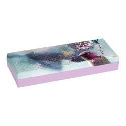Tolltartó Clairefontaine Sakura dream 21,5x8x3,5 cm, fedeles