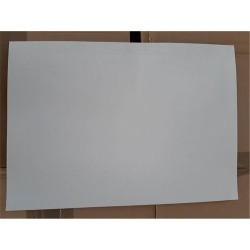 Pólyás iratgyűjtő Halas Gréta A/4 fehér vonalazás nélküli