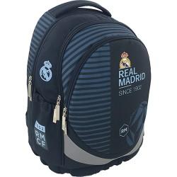 Hátitáska Real Madrid 3 ergonomikus kék/világoskék