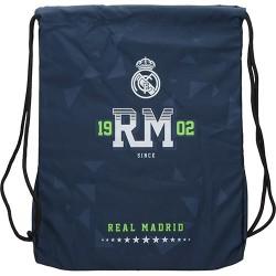 Tornazsák Real Madrid 2 kék/fehér/zöld
