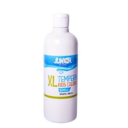 Tempera Brillo 500 ml fehér