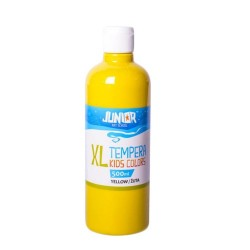 Tempera Brillo 500 ml sárga