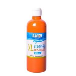 Tempera Brillo 500 ml narancs