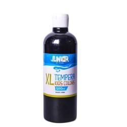 Tempera Brillo 500 ml fekete