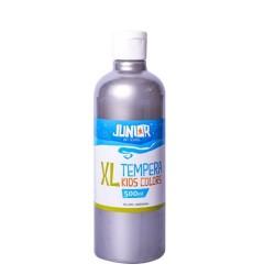 Tempera Brillo 500 ml ezüst
